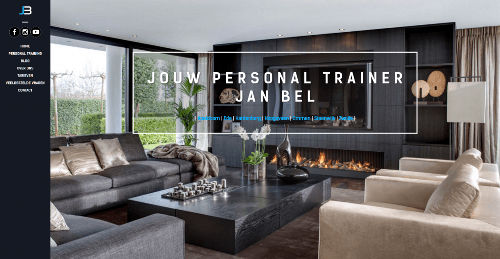 Jouw Personal Trainer Jan Bel